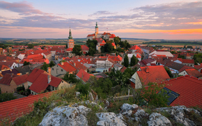 Mikulov, Czech Republic, city