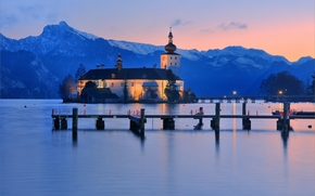 Gmunden, Traunsee, Austria
