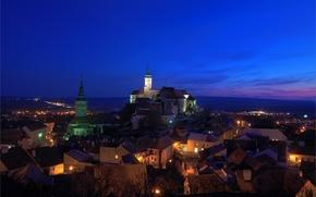 Czech Republic, Mikulov, city