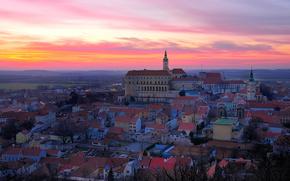 Mikulov, Czech Republic, city