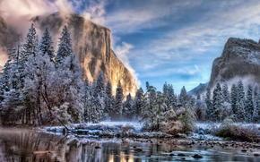 Yosemite National Park, California, Yosemite National Park, Yosemite, California