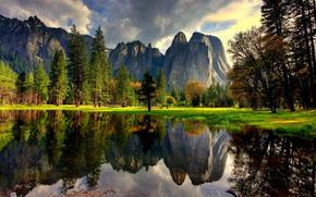 Parque Nacional de Yosemite, California, Parque Nacional de Yosemite, Yosemite, California