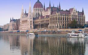 Budapest, Ungarn, Stadt