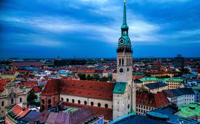 Мюнхен, Церковь Святого Петра, Германия