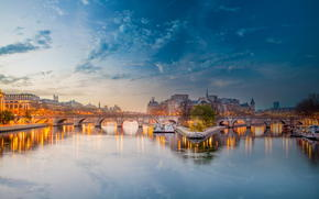 巴黎, 法国, 塞纳河, 桥