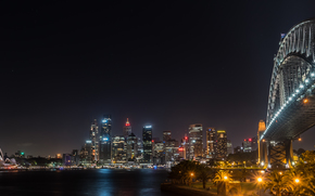 Sydney Harbour Bridge, Sydney, australia, city
