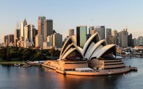 Sydney, australia, city