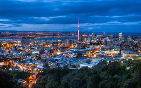 Auckland, Nova Zelândia, cidade