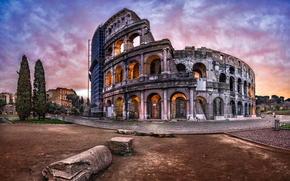 Roma, Italia, Colosseo