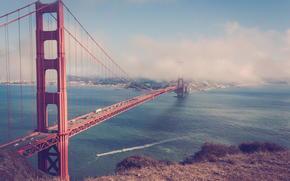 Golden Gate, Golden Gate Bridge, California