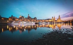 Dresden, Germany, the capital of Saxony