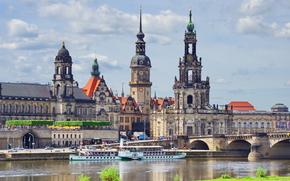 Дрезден, Германия, Саксония