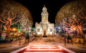 church, Eglise Saint Charles, Monaco, Monte Carlo