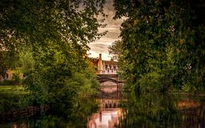Stamford, wzrost, krajobraz