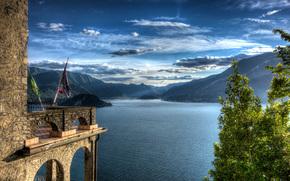 Eremo Gaudio, Lago Di Como, Italia