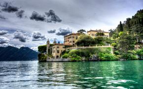 Villa del Balbianello, Lenno, Italia
