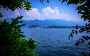 Bellagio, Italia, paesaggio