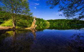 Parque Nacional de Plitvice, Croacia, paisaje