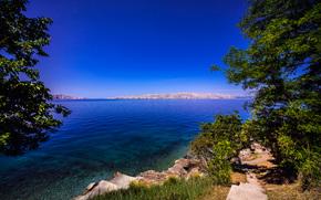 resentimiento, Croacia, paisaje