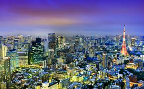 Tokyo, Japan, city