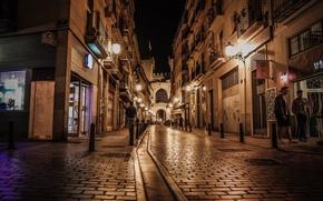 Старый город, Валенсия, Испания