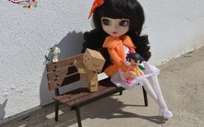 bambola, giocattolo, per i bambini