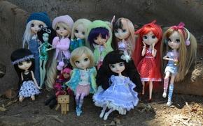 doll, toy, for children