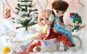 кукла, игрушка, для детей