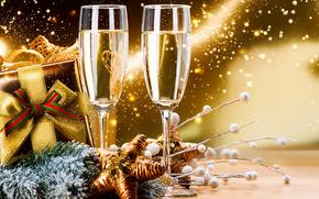 holiday, Christmas Wallpaper, happy new year
