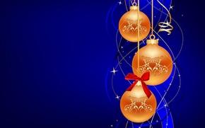 nvogodnie Tapety, Balony, Szczęśliwego nowego roku
