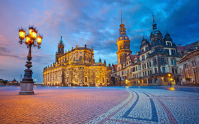 Dresden, Germany, the capital of Saxony