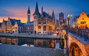 Gent, Belgien, Stadt