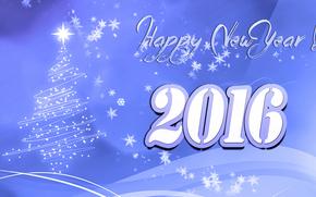 Новый год, 2016, праздник, дата