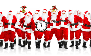 Święty Mikołaj, Święty Mikołaj, Nowy Rok, Boże Narodzenie, święto