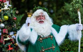 Дед Мороз, Санта Клаус, Новый год, Рождество, праздник