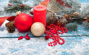 candle, Toys, Christmas Wallpaper
