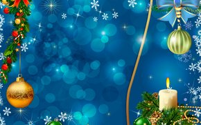 Christmas Wallpaper, Christmas Background, happy new year