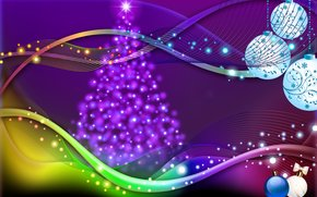 クリスマスの壁紙, クリスマスの背景, 明けましておめでとうございます