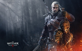 The Witcher 3: Caccia Selvaggia, The Witcher 3, Caccia Selvaggia, Geralt, The Witcher 3: Caccia Selvaggia, Witcher 3, La Caccia Selvaggia, Geralt, teste