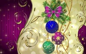 с новым годом, новогодние обои, новогодний фон, новогодний исходник