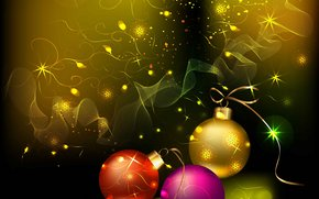 happy new year, Christmas Wallpaper, Christmas Background, New source