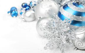 新年, 圣诞节, 装饰物, 圣诞装饰品, 节日