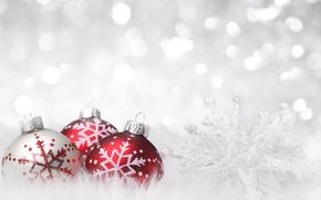 Nowy Rok, Boże Narodzenie, ozdoby, Ozdoby choinkowe, święto