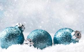 новый год, рождество, елочные игрушки, шарики, украшения, белый, светлый, праздник, красиво