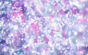 Текстура, текстуры, блеск, блестки, боке, стразы, сияние, шары, пузыри, нежно