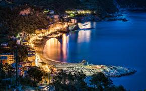 Monterosso, Cinque Terre, hermoso, Italia