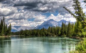 Vermillion, Parco Nazionale di Banff, Alberta, Canada