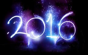 日期, 2016年, 新年, 圣诞壁纸, 圣诞节, 节日, 装饰物