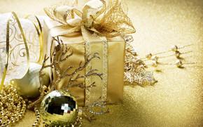 New Year, Christmas Wallpaper, Christmas, holiday, ornamentation