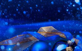 новый год, новогодние обои, Рождество, праздник, украшения